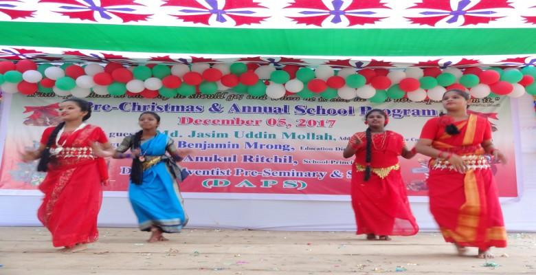 Annual School Program - 2017